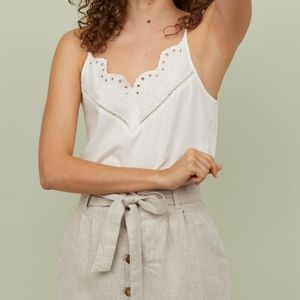 *NEW* H&M V Neck Camisole Top